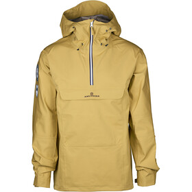 Amundsen Sports M's Peak Anorak Yellow Haze